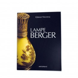 LIVRO DE ARTE LAMPE BERGER FRANCÊS